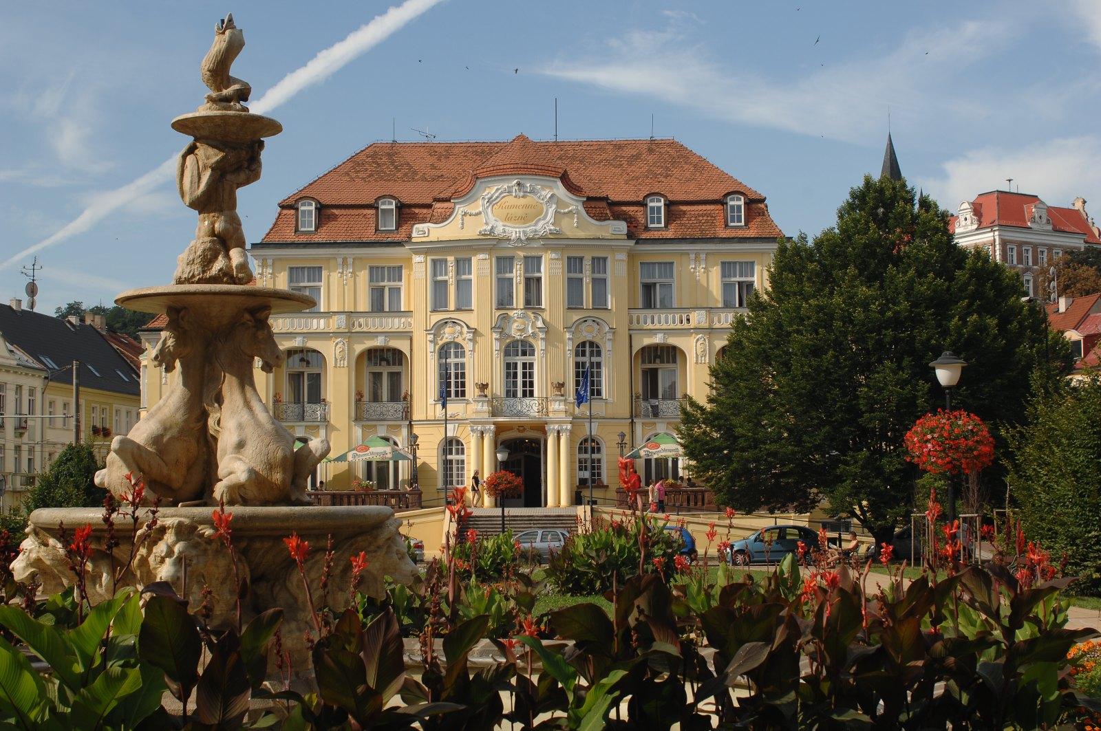 детские санатории чехии. лечение дцп в чехии
